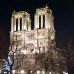 notre dame by night...fantastica!!!