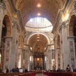 Esa tarde había misa con el Papa, la estaban preparando