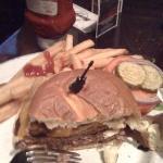 Hard Rock Cafè Hamburger in NYC
