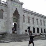 มัสยิดสุลต่านอาห์เมต ภาพถ่าย