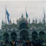 La basílica de San Marco (venecia)