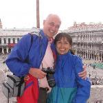 Piazza San Marco en dia de lluvia