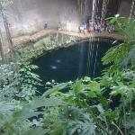 El cenote de IKA ...... Su madre x q ya se me olvido!