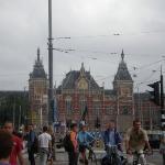 Centraal Station ภาพถ่าย