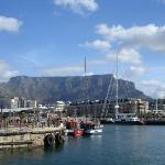 Table Mountain from the Victoria and Alfred Waterfront