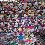 Street vendor dolls