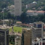 View of Kuala Lumpur