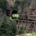 White Pass & Yukon Route Railway ภาพถ่าย