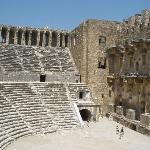 Asbendos Amphitheatre