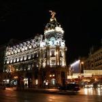 """Simplemente hermoso.. Alcalá esquina La Gran´Vía... mejor conocido como """"Metropolis"""""""