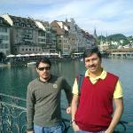 Me And Mohammed at Luzerne