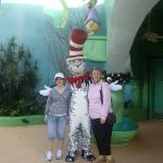 The Cat in the Hat Universal Studios