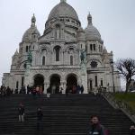 El sagrado Corazón de Jesús, será verdad que está enterrado ahí Jesús? Paris.