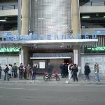 La cancha del Real Madrid, Santiago Bernabeu