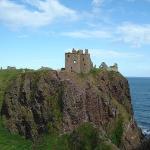 Scozia ( Stonehaven - Castello Dunnottar )
