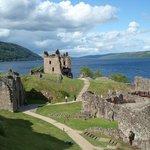 Scozia ( Lock Ness -  Castello di Urquhart )