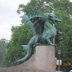 Ο Δράκος,σύμβολο της πόλης!