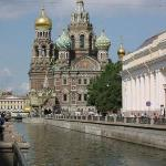 Church of the Blood in St. Petersburg