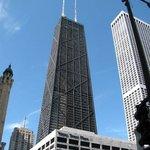 ugly building - Hancock tower