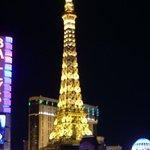 The Paris in Vegas