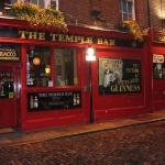 The Temple Bar ภาพถ่าย