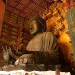 Buddino del Todaiji - Nara