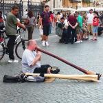 Piazza Navona ภาพถ่าย