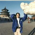 Oct 1997 The Temple of Heaven, Beijing