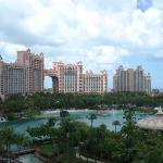 Atlantis...THE PARADISE (view from the room)