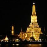 Bangkok - Wat Arun temple - trip in 06