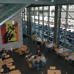 Cafe racher Harley-davidson museum