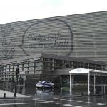 """San Sebastian - Palacio de Congresos Kursaal """"Batzar Jauregia"""""""