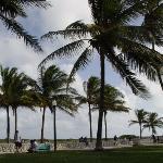 Ocean Drive ภาพถ่าย