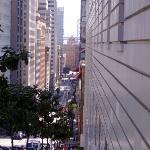 Chinatown/Business District looking at the Oakland bridge in San Francisco.  Gotta love those st