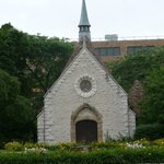 Photo of St. Joan of Arc Chapel