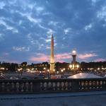 Place de la Concorde ภาพถ่าย