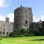Windsor Castle, Queen Elizabeth's home