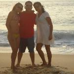 En la plaia Vane, Luis i ioO!