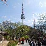 C'est N Séoul Tower