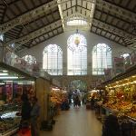 Central Market (Mercado Central) ภาพถ่าย