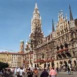 München Marienplatz meine schöne Stadt!