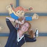 Pipi @ Astrid Lindgren museum Sweden
