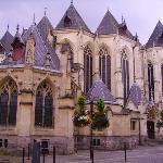Saint-Maurice church