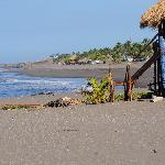 Strand von Suyapa Beach