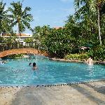 Poolside Photo