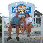 The family in the Big Chair