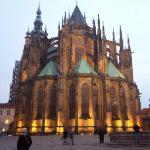 la catedral de Praga