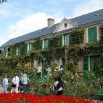 Giverny, France  Monet's home where he created the Japanese Garden that he used as inspiration