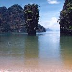 James Bond Island.... Phang Nga Thailand