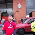 Anfield Stadium ภาพถ่าย